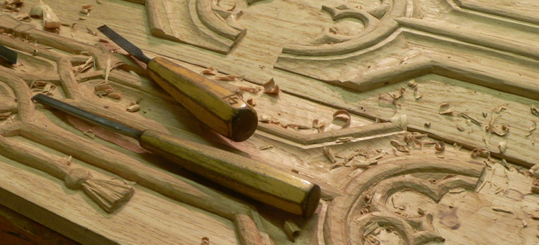 handmade architectural bespoke joinery