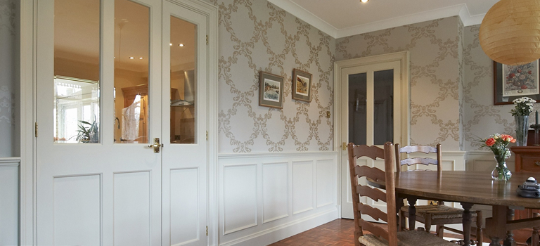 Painted Panelling